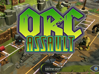 Orc Assault Demoing @ Austin VR Meetup