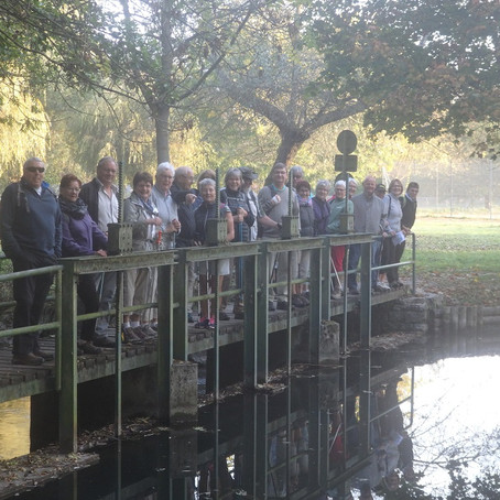 17 octobre - CHÂTEAU-LANDON - randonnée à la journée