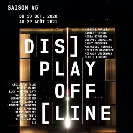 Centre d'art contemporain des TANNERIES - saison 5