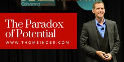 JUL 24 - Webinar: From Potential to Results - The Paradox of Potential