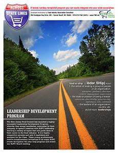 NEW!  Across State Lines:   Leadership Development Program