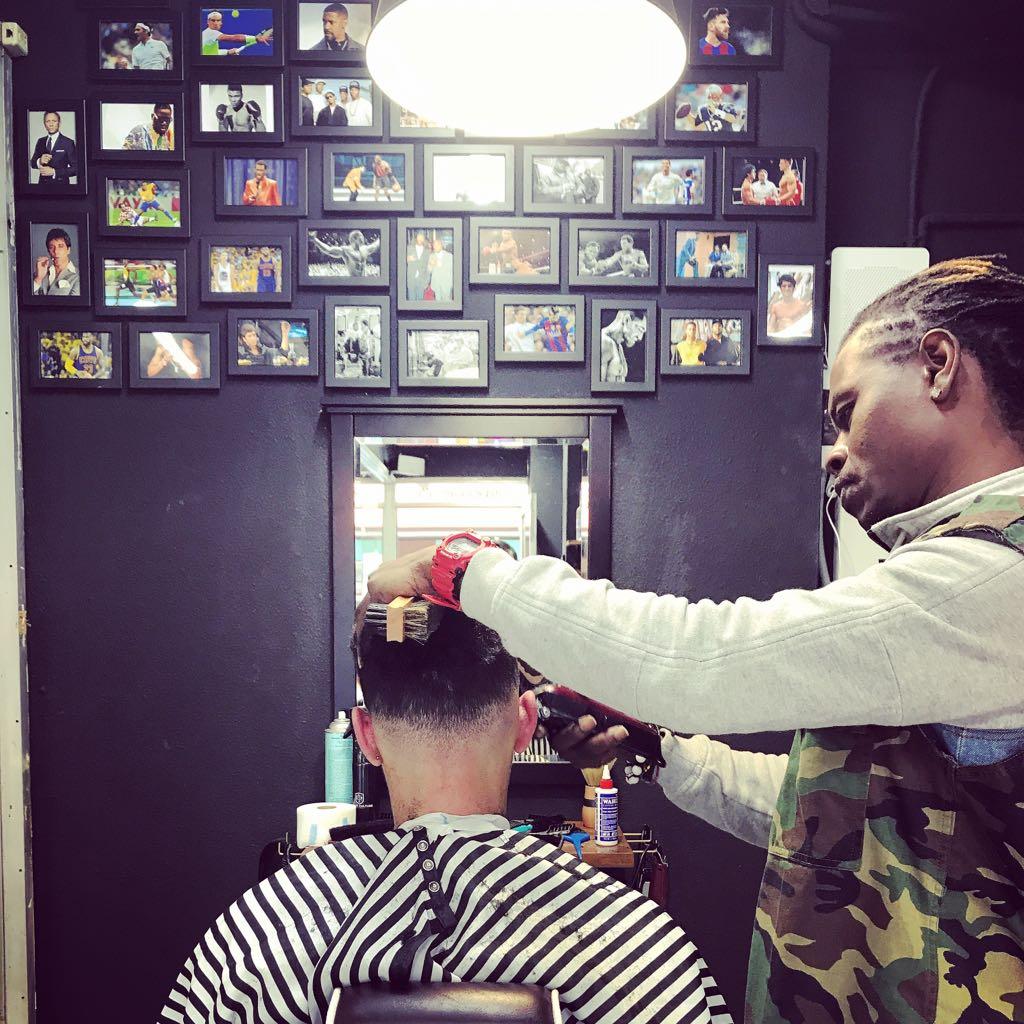 The Barber Workshop