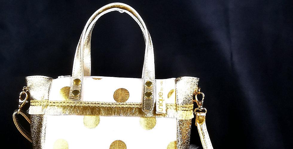 "Mini sac cabas Valy, collection ""Summer Sun"""