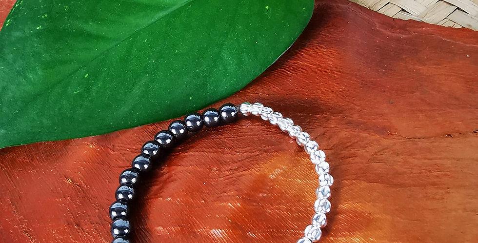 Bracelet femme Hématites