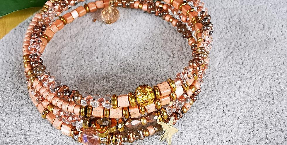 Bracelet multi rangs HELENE