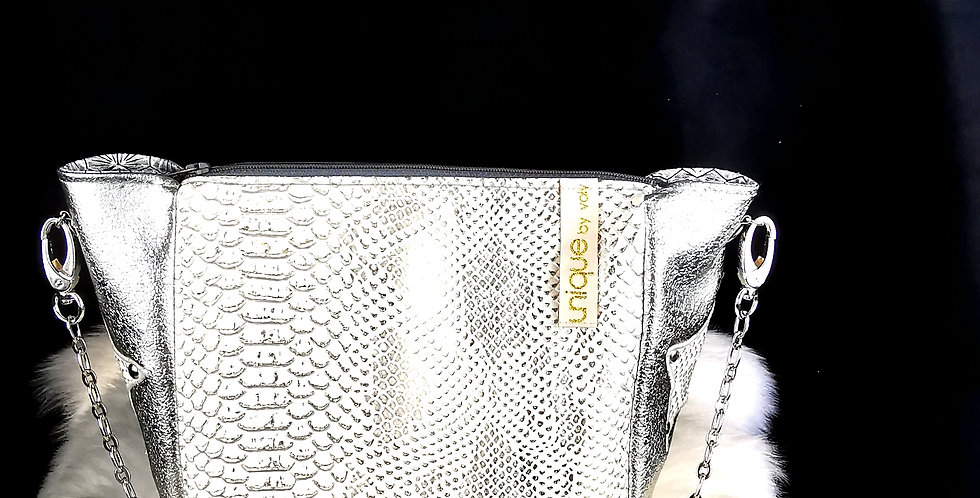 "Mini sac cabas Valy, collection ""L origine"""