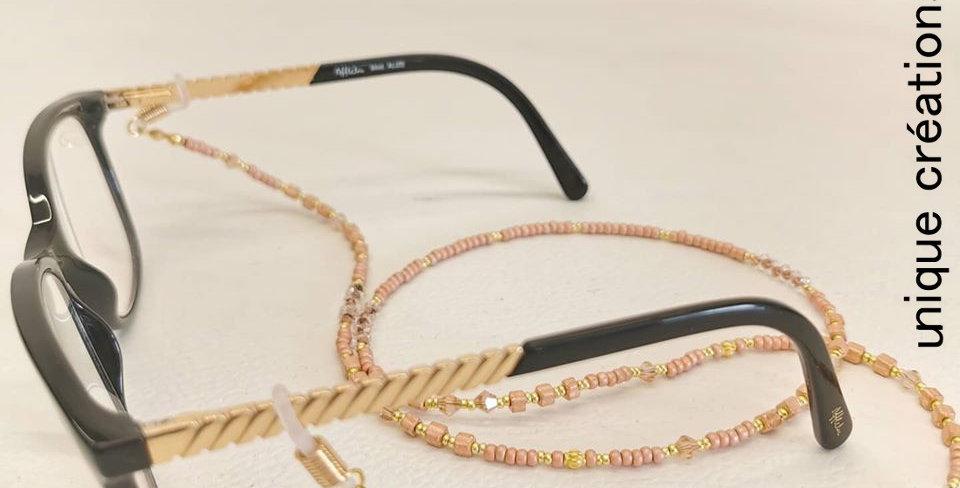 cordon de lunettes