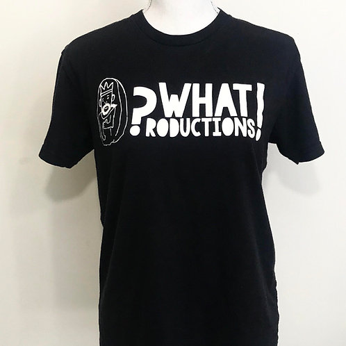 What Productions t-shirt