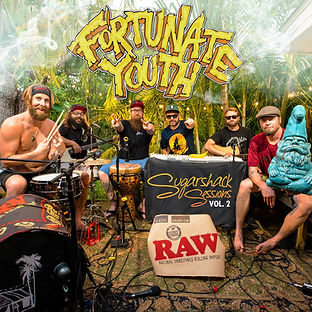 Fortunate Youth | Sugarshack Sessions -