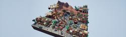 Mini City by Dongxuan Liu