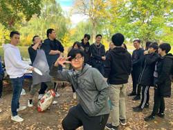 BBQ - Autumn 2019