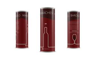 Wine Bottle Container