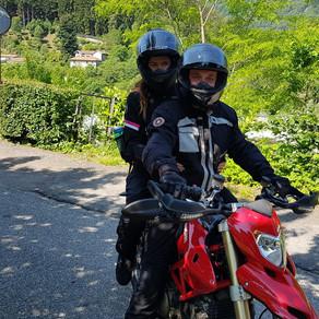 Omegna · Ein Roadtrip auf 2 Rädern