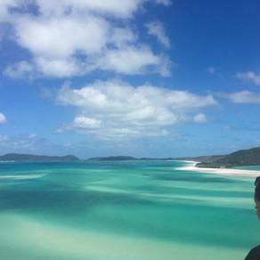Whitsundays · Ein Traum in Blau