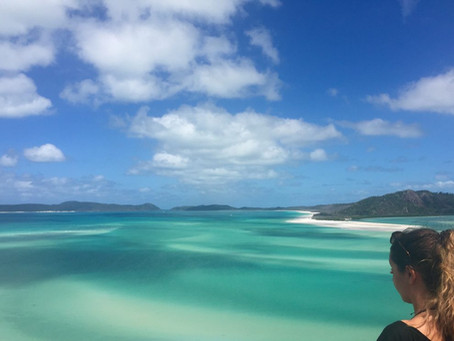 #10 Whitsundays · Ein Traum in Blau