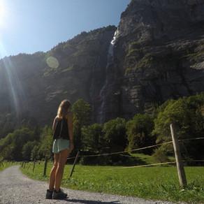 Lauterbrunnen · Das Tal der 72 Wasserfälle