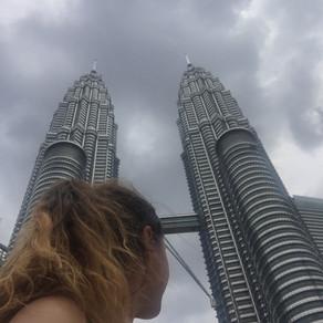 Kuala Lumpur · Start im fernen Osten