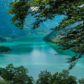 Glarus · Solo-Vanlife am Klöntalersee