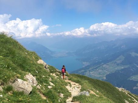 Mülenen (Bern) · Wanderung auf den Niesen