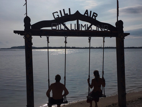 #18 Gili Air (Lombok) · Chilly Island