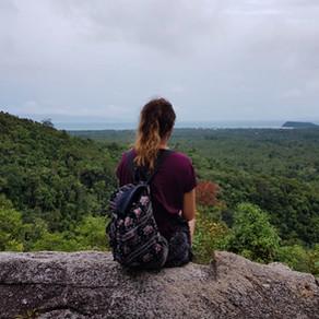 Koh Phangan · Verregnet im Paradies