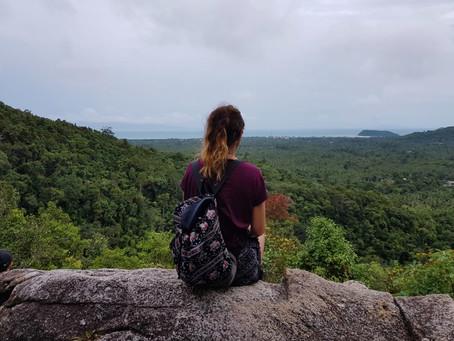 #27 Koh Phangan · Verregnet im Paradies