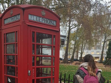 London · Das beste Weihnachtsgeschenk