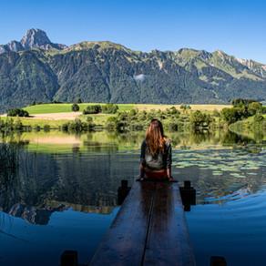 Schweiz · 3 Fotoausflüge am Wasser