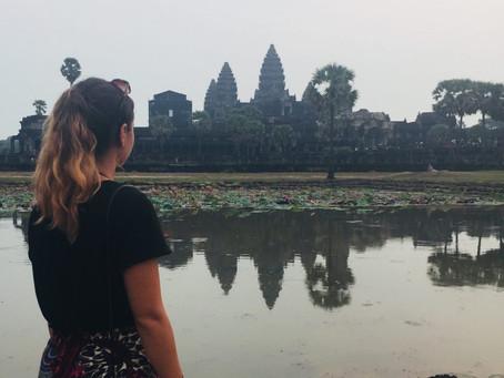 #12 Siem Reap · Im Königreich Kambodscha