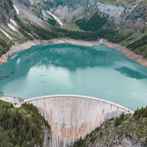 Ayent · Lac de Tseuzier