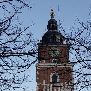 Krakau · Neujahr in Polen
