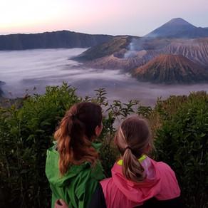 Java · Insel der Vulkane