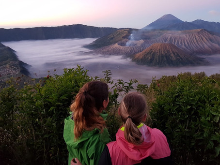 #25 Java (Indonesien) · Insel der Vulkane