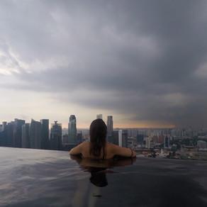 Singapur · Grossstadtbotanik