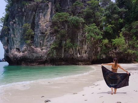 #26 Bangkok/Krabi · The Beach und Massentourismus