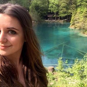 Kandersteg · Der Blausee, das blaue Schmuckstück
