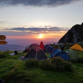 Studiausflug · Sigriswil Bergübernachtung und Iseltwald