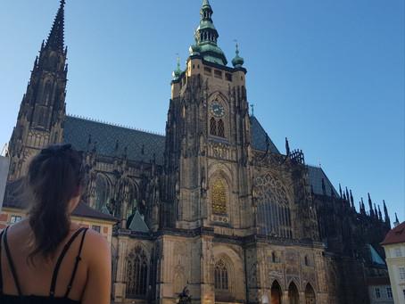 Prag · Jahrestrip mit meiner Cousine