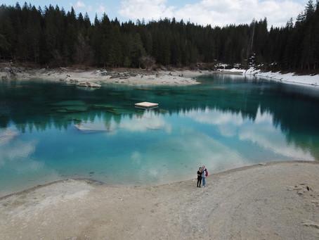 Graubünden · Ostern Kurzurlaub in der Heimat