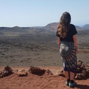 Lanzarote · Abstecher auf den Mond