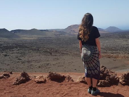 Lanzarote (Kanaren) · Abstecher auf den Mond