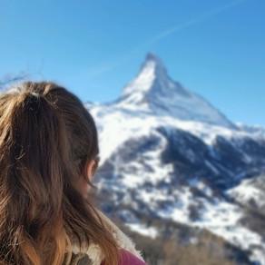 Matterhorn · Eine Schneewanderung