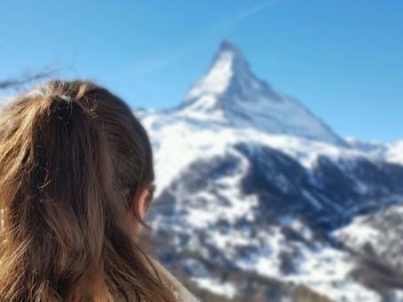 Matterhorn (Zermatt) · Eine Schneewanderung