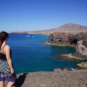 Lanzarote · Start einer neuen Familientradition
