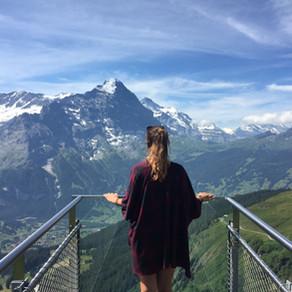Grindelwald · First Cliff Walk