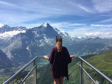 Grindelwald (Bern) · First Cliff Walk