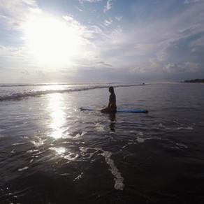 Bali · Surfen in Seminyak