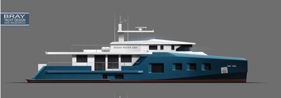 Ocean Rover 85