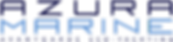 Azura Marine Logo 6 - Light Bgnd - Dense