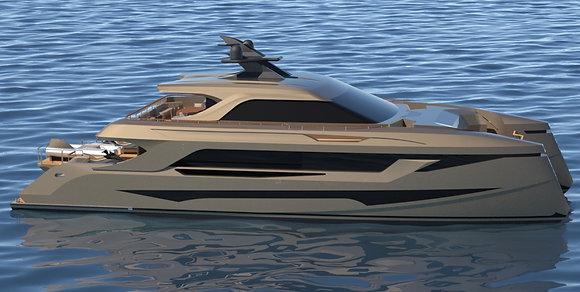 Echo Yachts 102